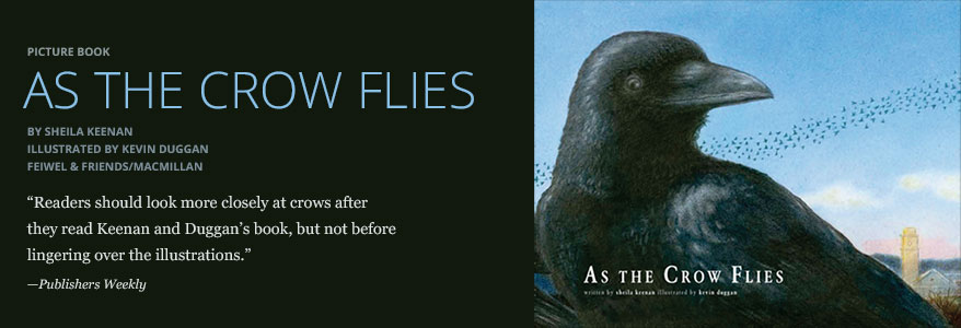As the Crow Flies picture book